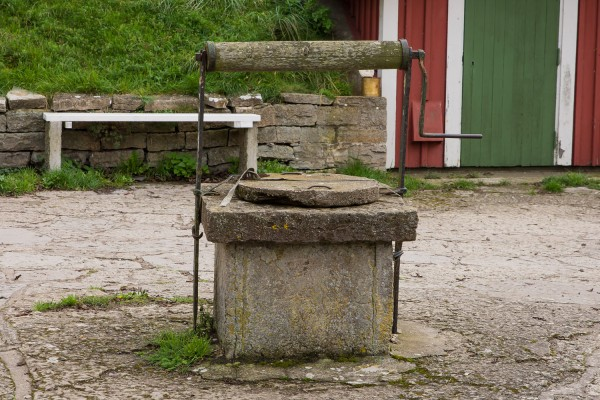Brunnen Ottenby