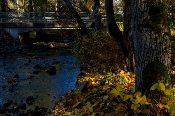 Grangshammar river  Hs