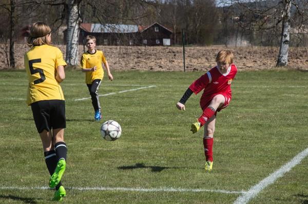 Gustafs mot Slatta 130517
