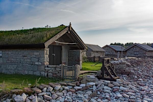 Jordhamns byn