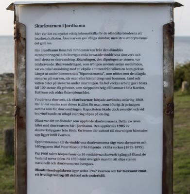 Skurkvarnen i Jordhamn