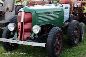 Torsang vettraktor Dodge