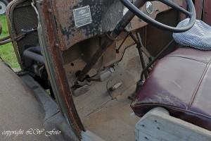 Torsang vettraktor W 2619 Chevrolet hytt
